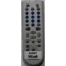 Пульт AVEST HYDFSR-0076WS
