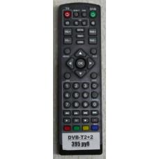 Пульт DVB-T2+TV 2019