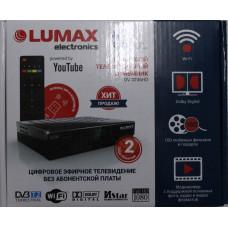 Приставка LUMAX DV3206HD