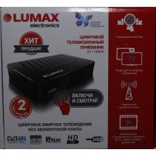 Приставка LUMAX DV1103HD
