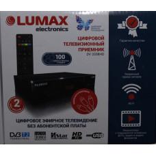 Приставка LUMAX DV3208HD