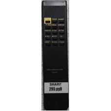 Пульт SHARP G1031GE VCR