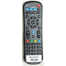 Пульт WORLDVIS T62A leaning tv control dvd-t2